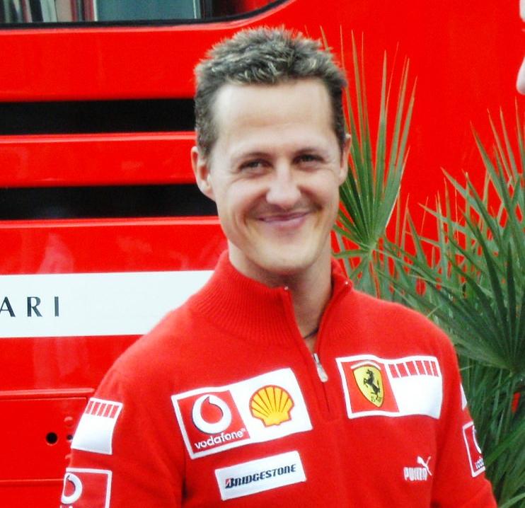 Vereinsbilder Michael Schumacher