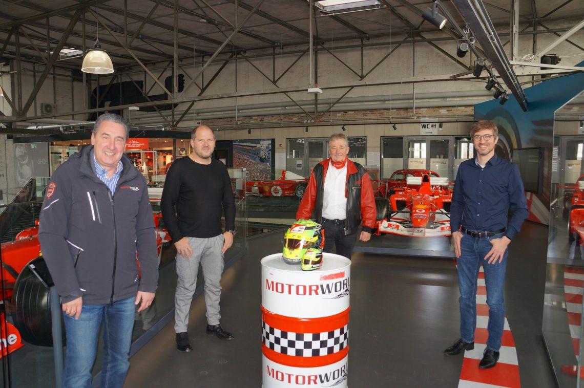 Zusammenarbeit COLOGNE First Trade - Motorworld Köln - Rheinland