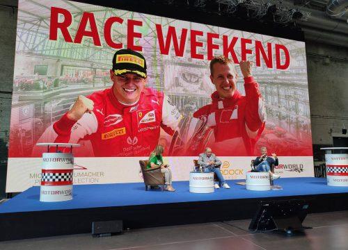 Race Weekend 2021 Outtake