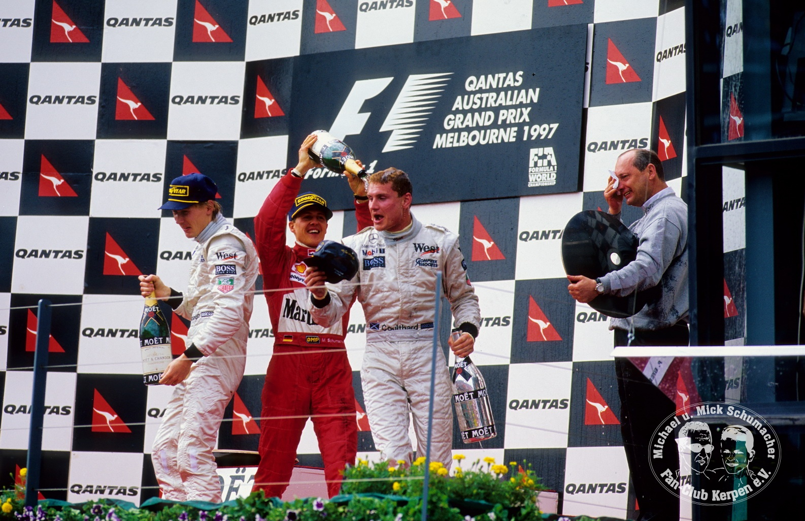 Formel 1, Grand Prix Australien 1997, Melbourne, 09.03.1997