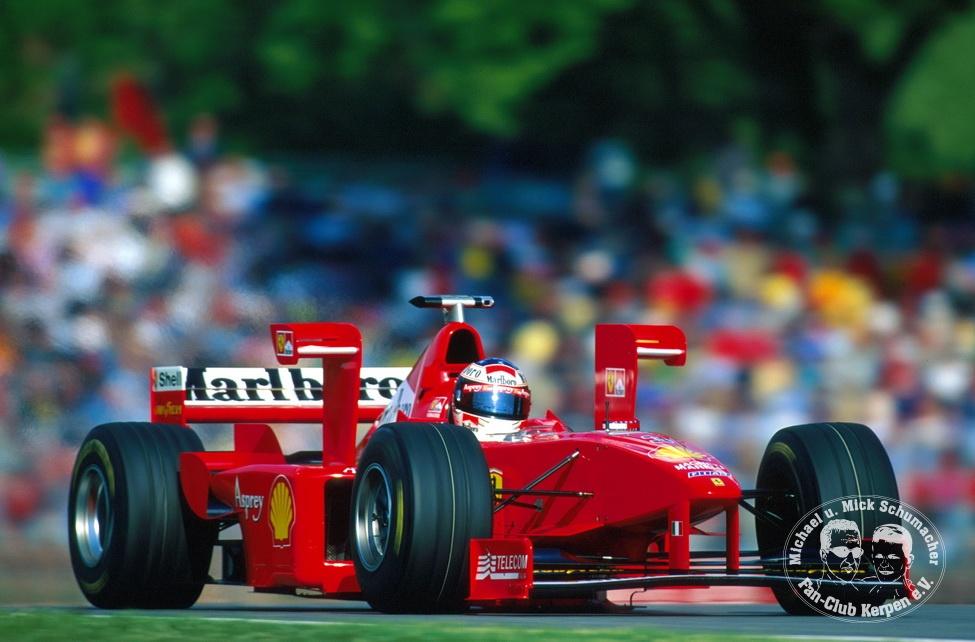 Formel 1, Grand Prix San Marino 1998, Imola, 26.04.1998