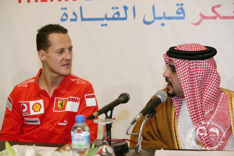 Formel 1, Grand Prix Bahrain 2006, Sakhir, 12.03.2006