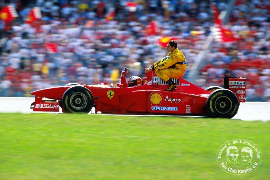 Formel 1, Grand Prix Deutschland 1997, Hockenheimring, 27.07.1997