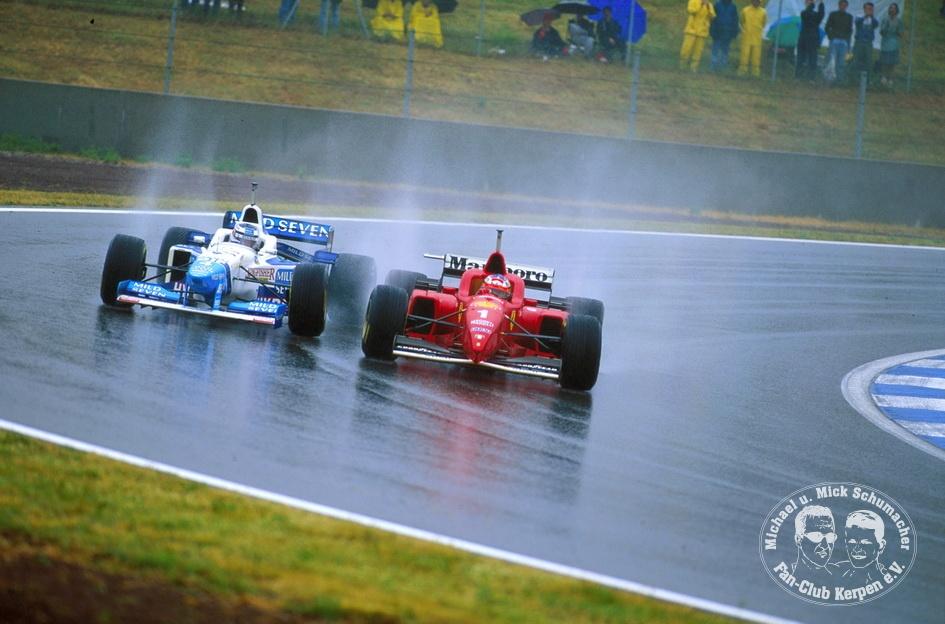 Formel 1, Grand Prix Spanien 1996, Barcelona, 02.06.1996