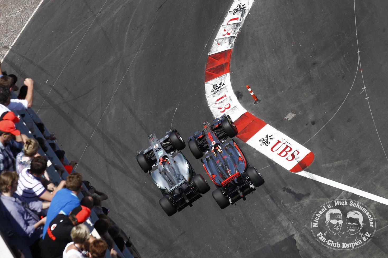 Formel 1, Grand Prix Monaco 2011, Monte Carlo, 29.05.2011