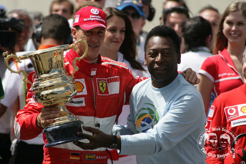 Formel 1, Grand Prix Brasilien 2006, Interlagos, 22.10.2006
