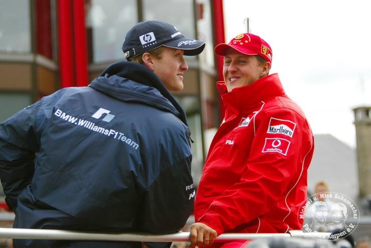 Formel 1, Grand Prix Belgien 2002, Spa-Francorchamps, 01.09.2002