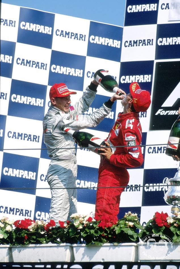 Formel 1, Grand Prix Italien 2000, Monza, 10.09.2000