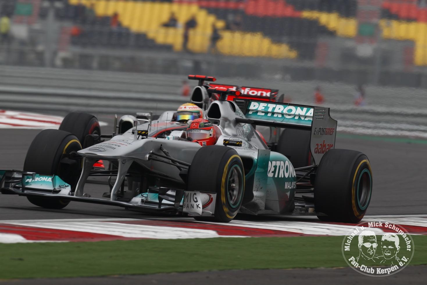 Formel 1, Grand Prix Korea 2011, Yeongam, 16.10.2011