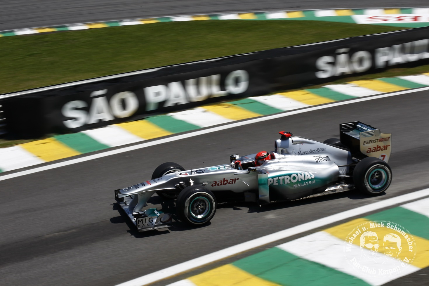 Formel 1, Grand Prix Brasilien 2011, Interlagos, 27.11.2011