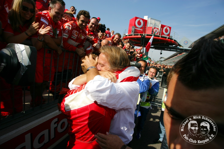 Formel 1, Grand Prix Italien 2006, Monza, 10.09.2006