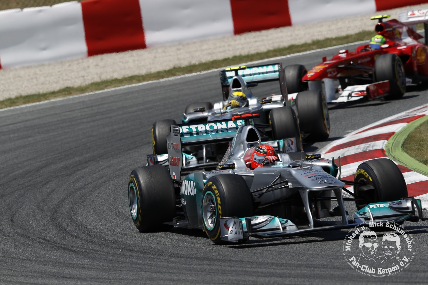 Formel 1, Grand Prix Spanien 2011, Barcelona, 22.05.2011