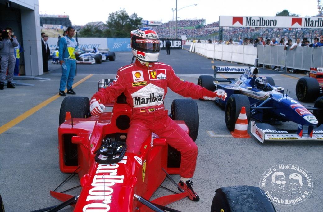 Formel 1, Grand Prix Japan 1997, Suzuka, 12.10.1997