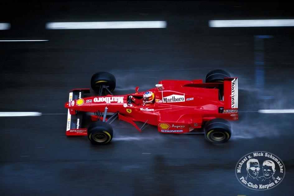 Formel 1, Grand Prix Monaco 1997, Monte Carlo, 11.05.1997