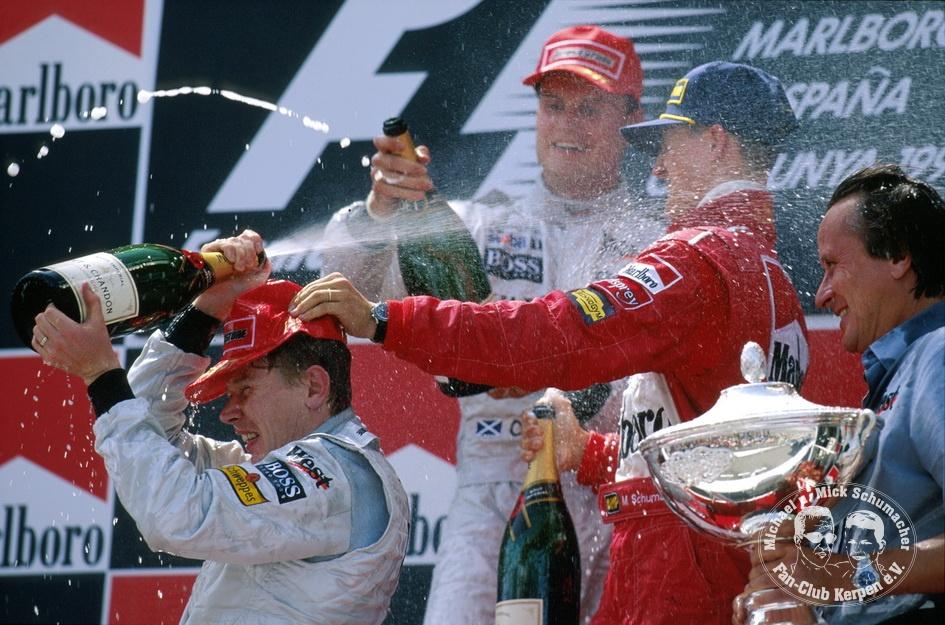 Formel 1, Grand Prix Spanien 1998, Barcelona, 10.05.1998