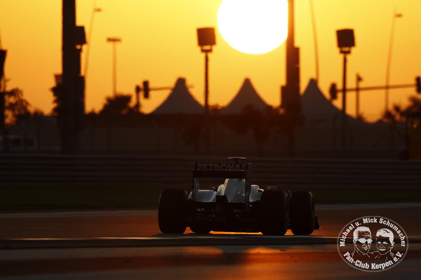 Formel 1, Grand Prix Abu Dhabi 2011, Yas Marina Circuit, 13.11.2011